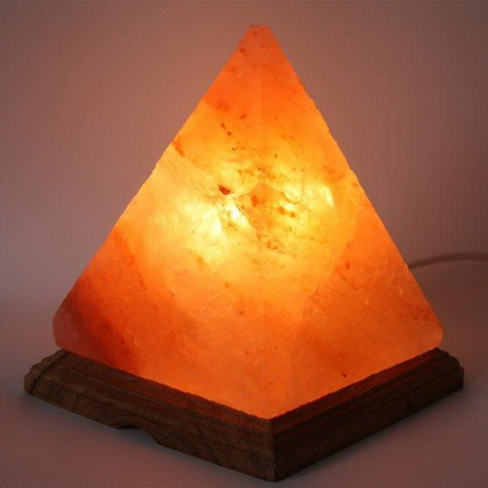 PYRAMID SALT LAMP Himalayan Salt Lamps Online Store
