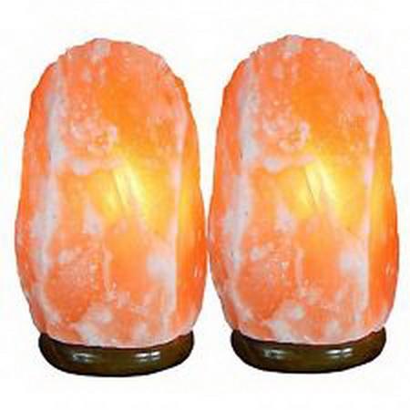 NATURAL SALT LAMP (PAIR) Himalayan Salt Lamps Online Store