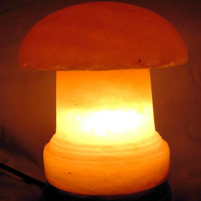 MUSHROOM SALT LAMP (USB) Himalayan Salt Lamps Online Store