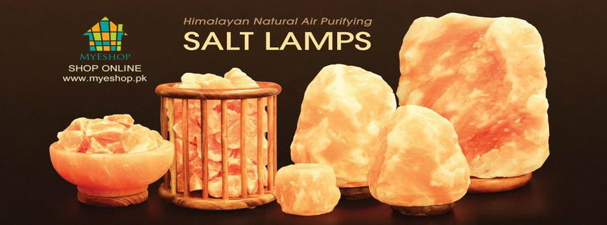 Himalayan Salt Lamps Online Store | MyEshop.pk